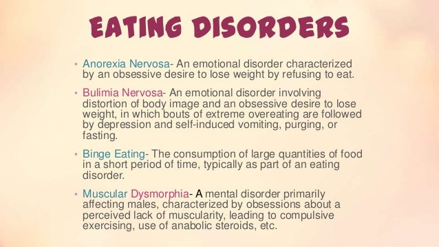 Anorexia tips/tricks?