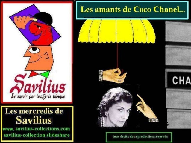 Les amants de Coco Chanel