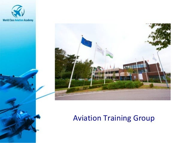 SISCo Study Tour Aviation Training Group 27 10-10