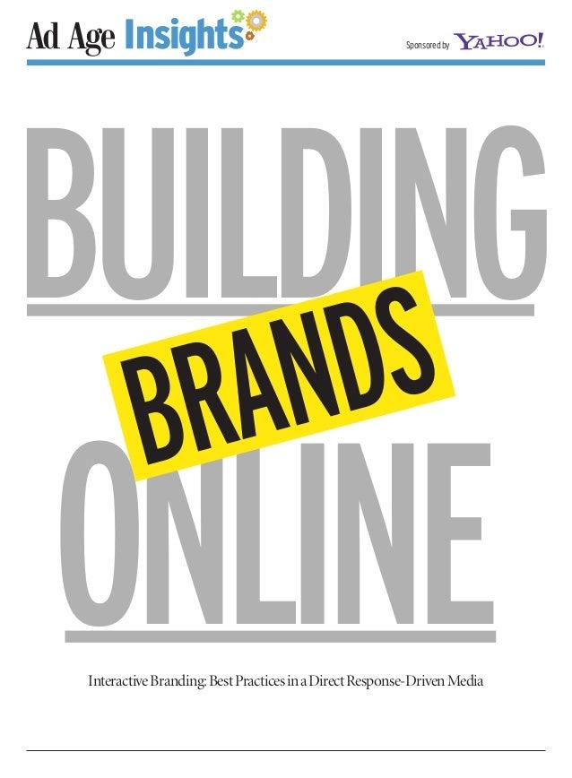 Building Brands Online