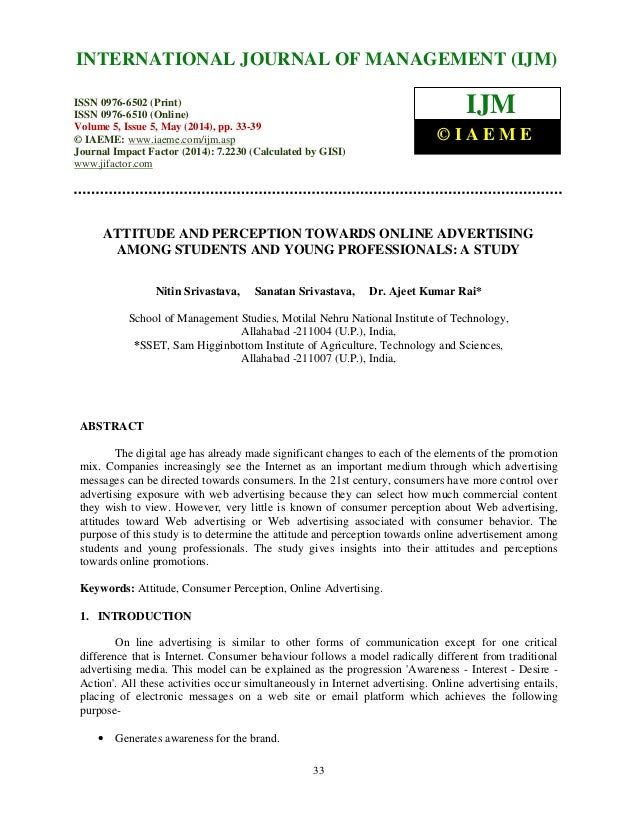 International Journal of Management (IJM), ISSN 0976 – 6502(Print), ISSN 0976 - 6510(Online), Volume 5, Issue 5, May (2014...