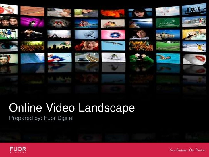 Online Video Advertising Landscape