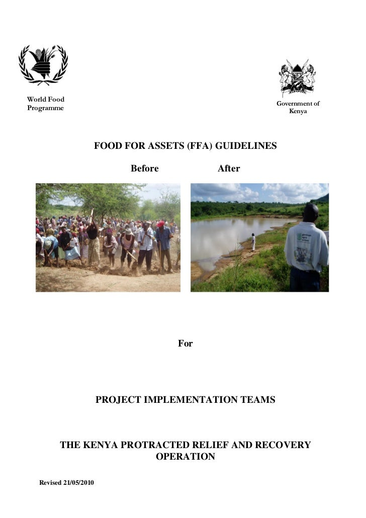 World Food                                                       Government ofProgramme                                   ...
