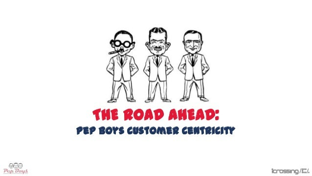 The Road Ahead: Pep Boys' In-Store Innovation