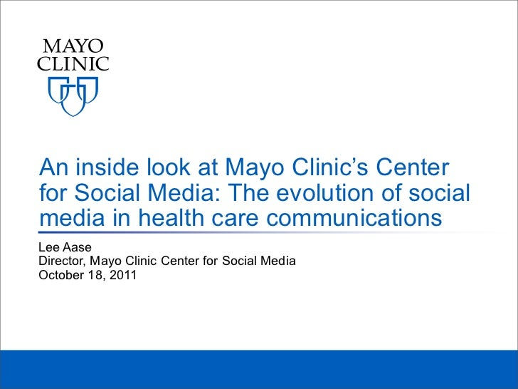 Social Media Summit Keynote