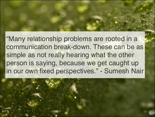 "so Many Problems Quotes ""many Relationship Problems"