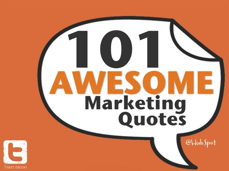 101 Marketing Quotes Final