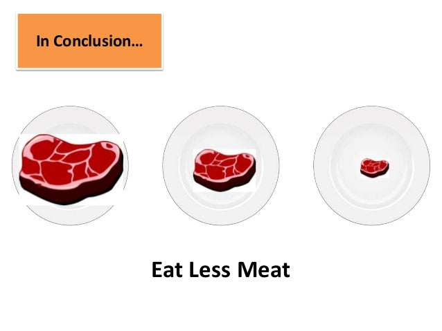 how to eat less meat naturopathy