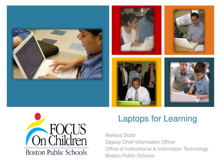 Laptops for Learning<br />Melissa Dodd<br />Deputy Chief Information Officer<br />Office of Instructional & Information Te...