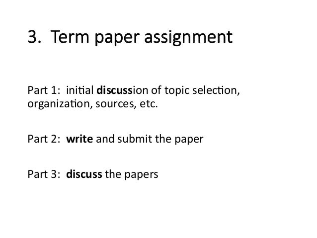 term paper ideas for philosophy Finding a good topic for a research paper: philosophy classes help beginning a literature term paper psychology paper ideas.