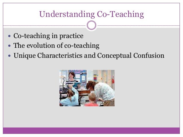 Collaborative Teaching Practices ~ Collaborative teaching