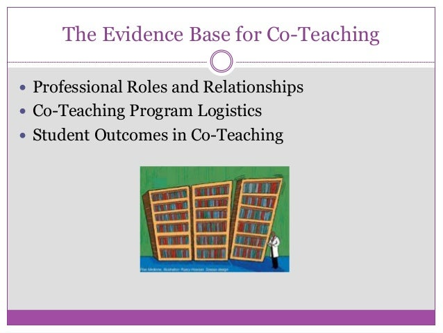 Collaborative Teaching : Collaborative teaching