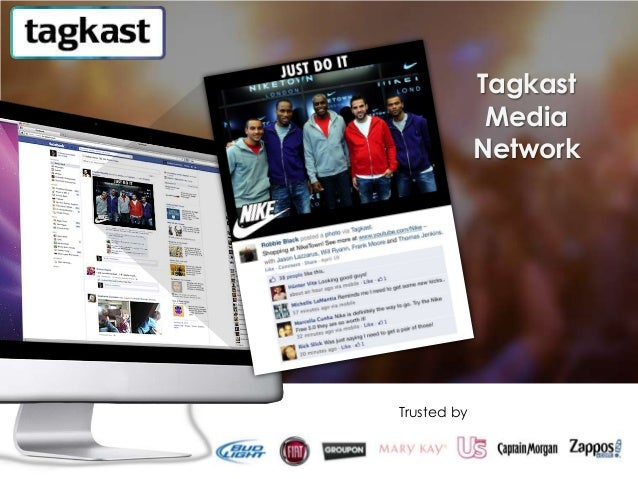 TagkastMediaNetworkTrusted by