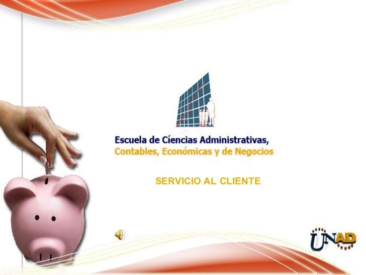 102609 presentación servicio al_cliente