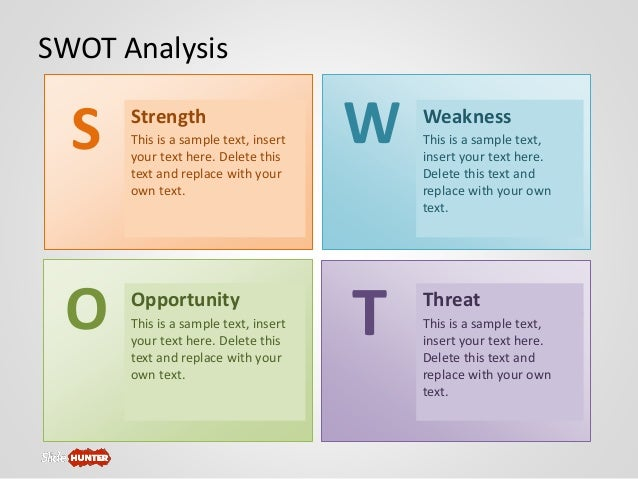 15 Swot Analysis Templates  Free Word Doc Ppt Excel