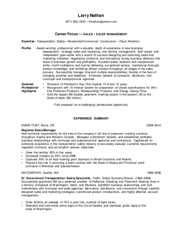 nathan larry resume word doclarry nathan lhnathan yahoo com career focus