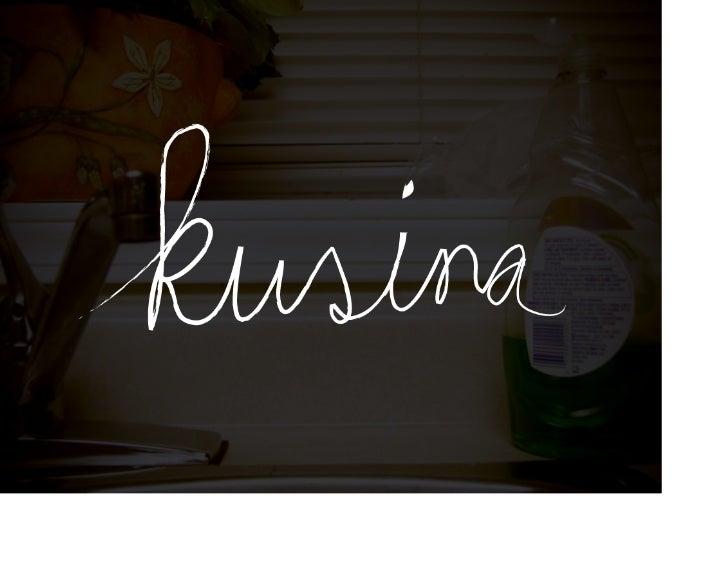 Brand Identity: Kusina