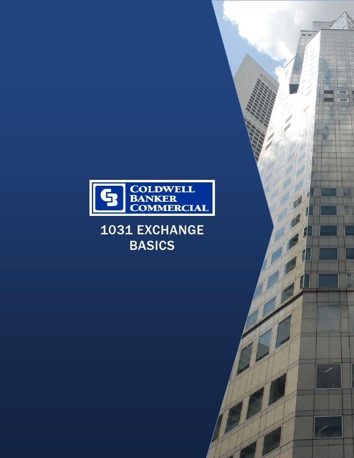 1031 exchange basics