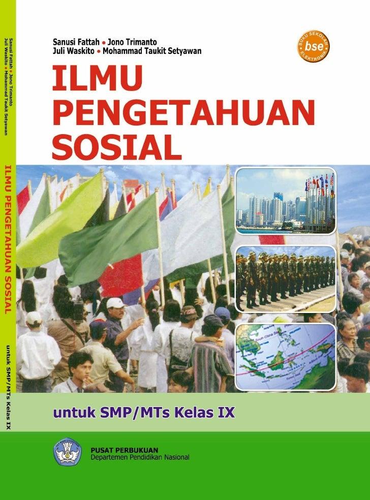 IPS SMP Kelas 9