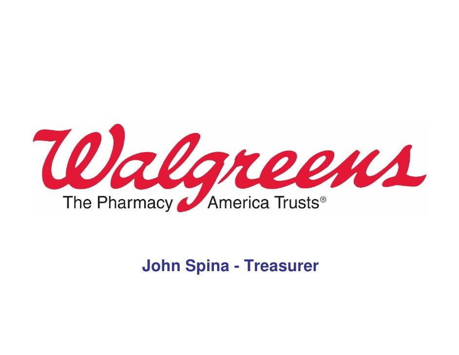 John Spina - Treasurer