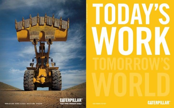Caterpillar Inc