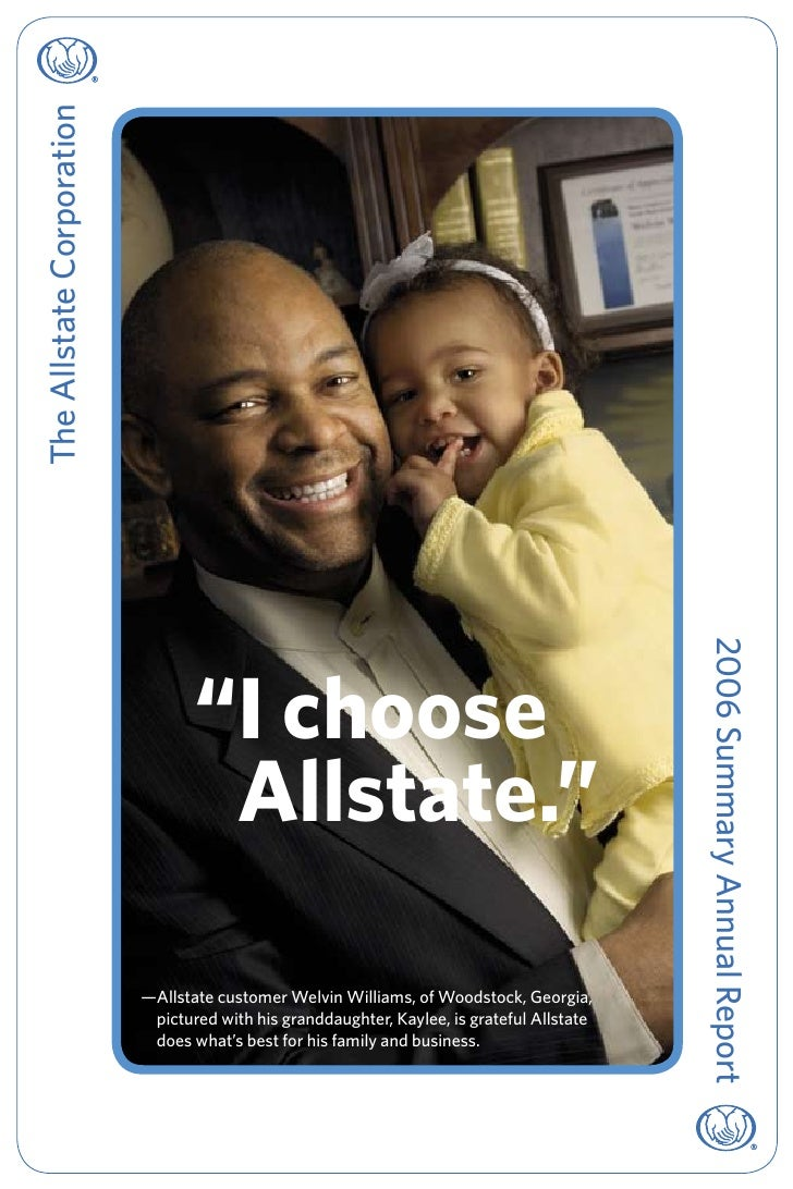 The Allstate Corporation                                                                                                 2...
