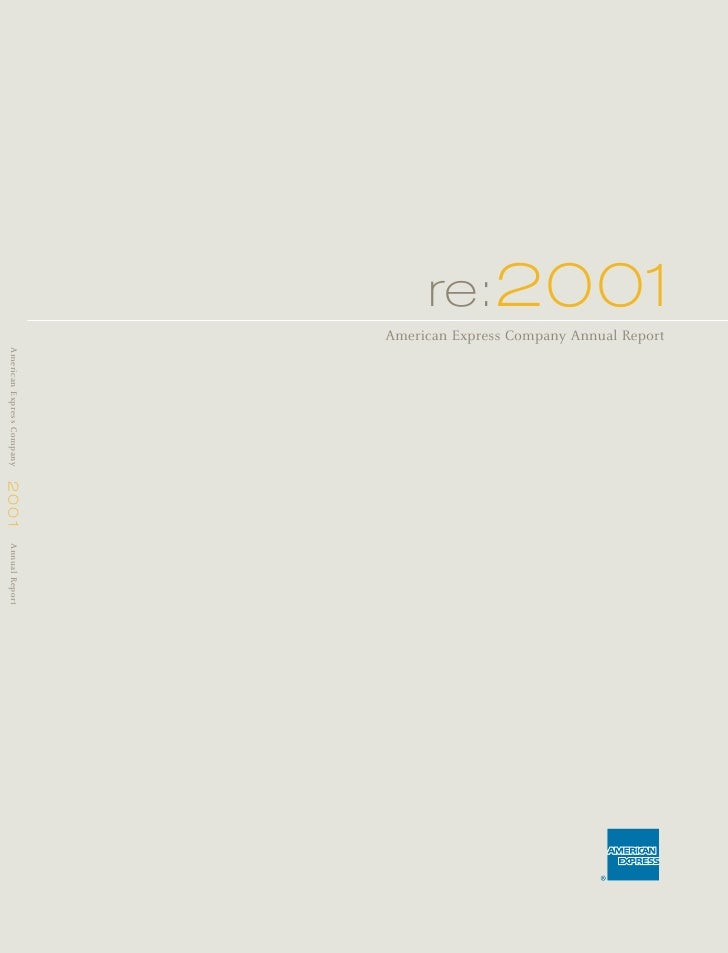 1                                  re:200                             American Express Company Annual Report  American Exp...