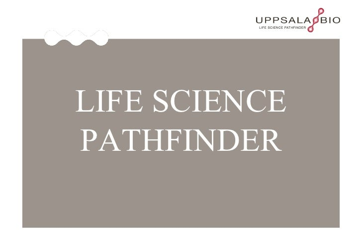 Uppsala BIO Life Science Pathfinder
