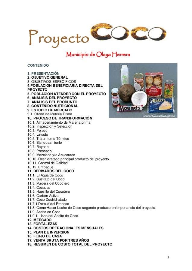 1 Proyecto Municipio de Olaya Herrera CONTENIDO 1. PRESENTACIÓN 2. OBJETIVO GENERAL 3. OBJETIVOS ESPECÍFICOS 4.POBLACION B...