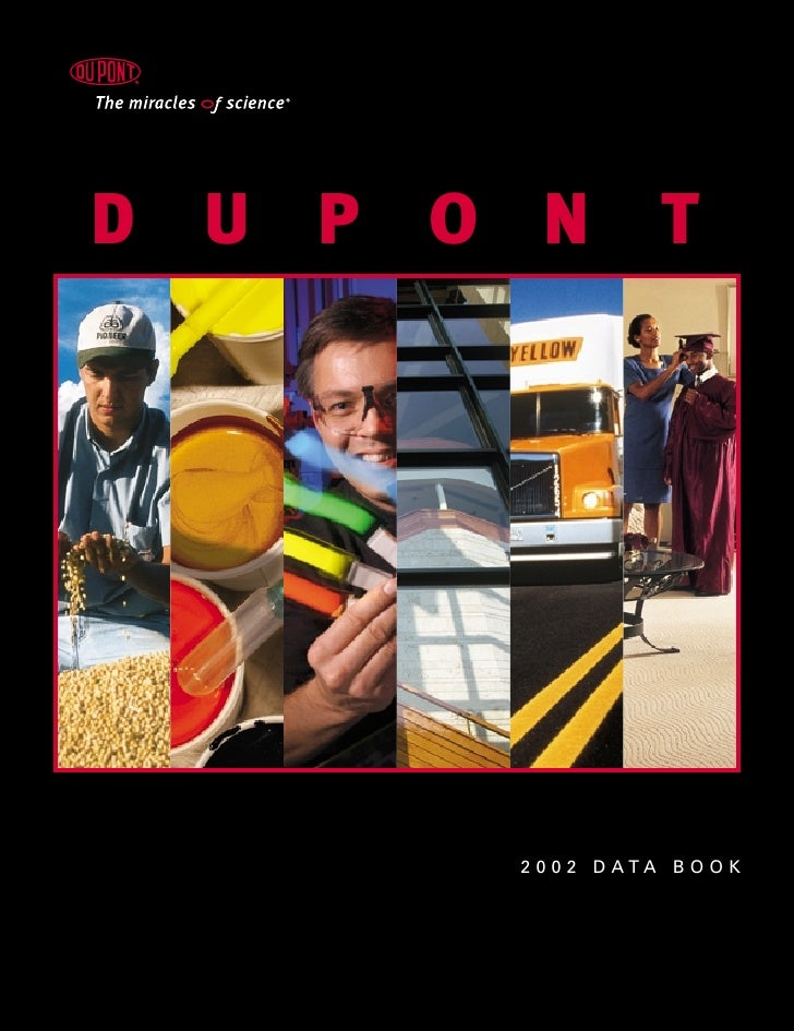 du pont 2002 Data Book