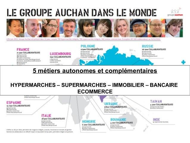 Daniel Malouf - Auchan - HUBFORUM Paris 2013