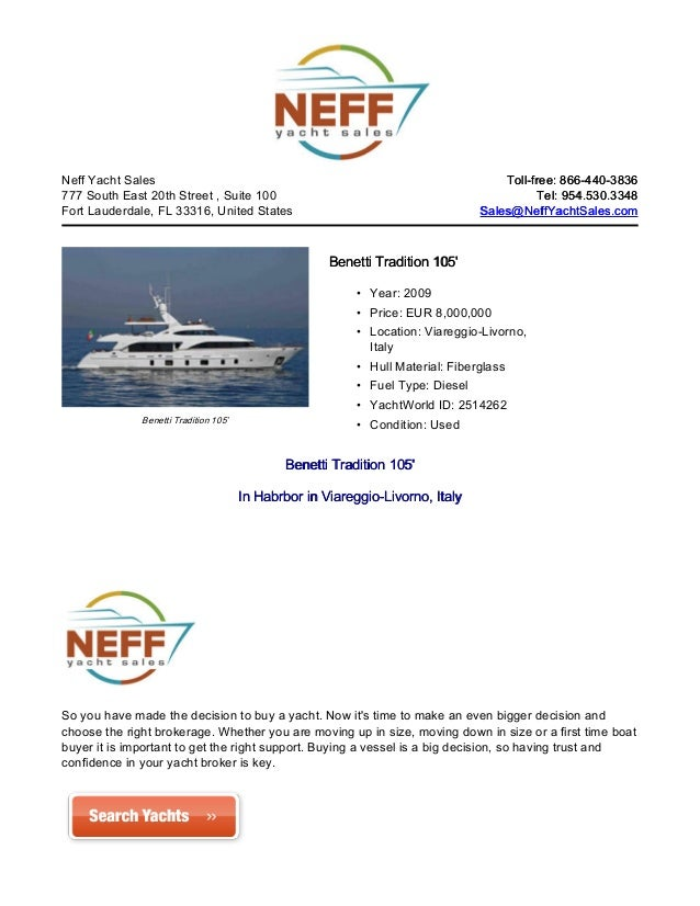 105' 2009 benetti tradition 105' yacht for sale   neff yacht sales