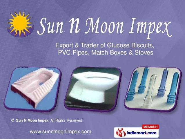 Sun N Moon Impex Rajasthan  India