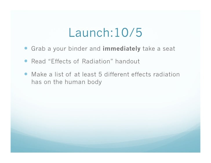 10/5 What are the three types of radioactive decay?