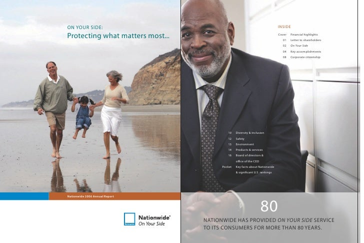 2006 Nationwide Annual Report
