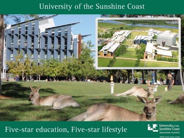 University of the Sunshine Coast (NDSU Direct Program)