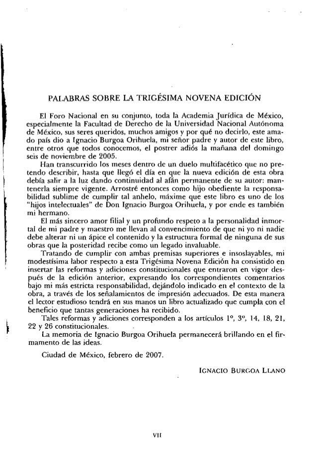 ignacio burgoa derecho constitucional pdf free