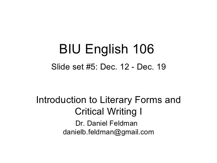 106 slides Dec 12 & 14