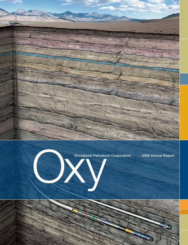 Occidental Petroleum Corporation   2006 Annual Report