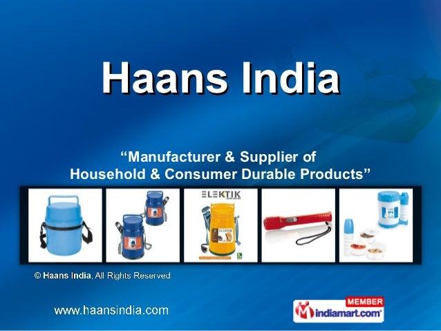 Haans  Delhi  India