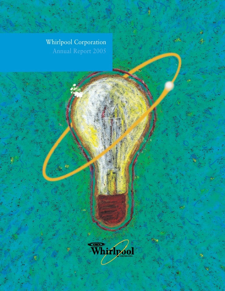 Whirlpool Corporation  Annual Report 2005