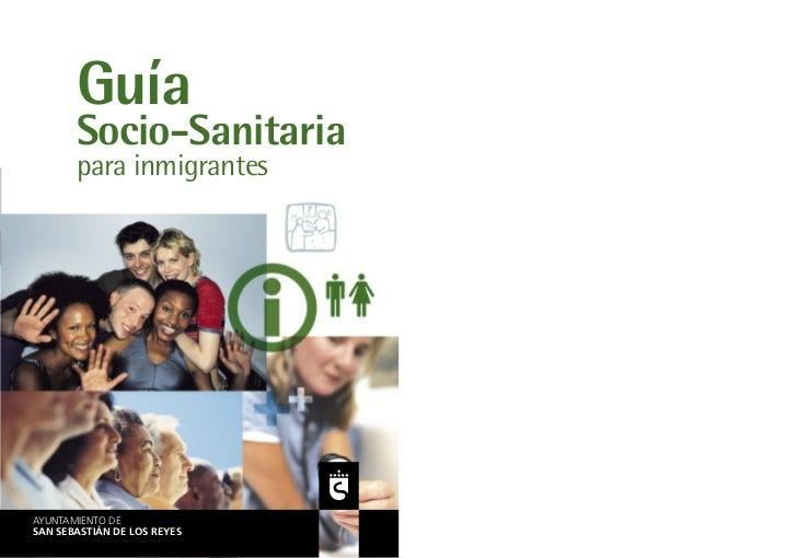 Guía socio-sanitaria para inmigrantes