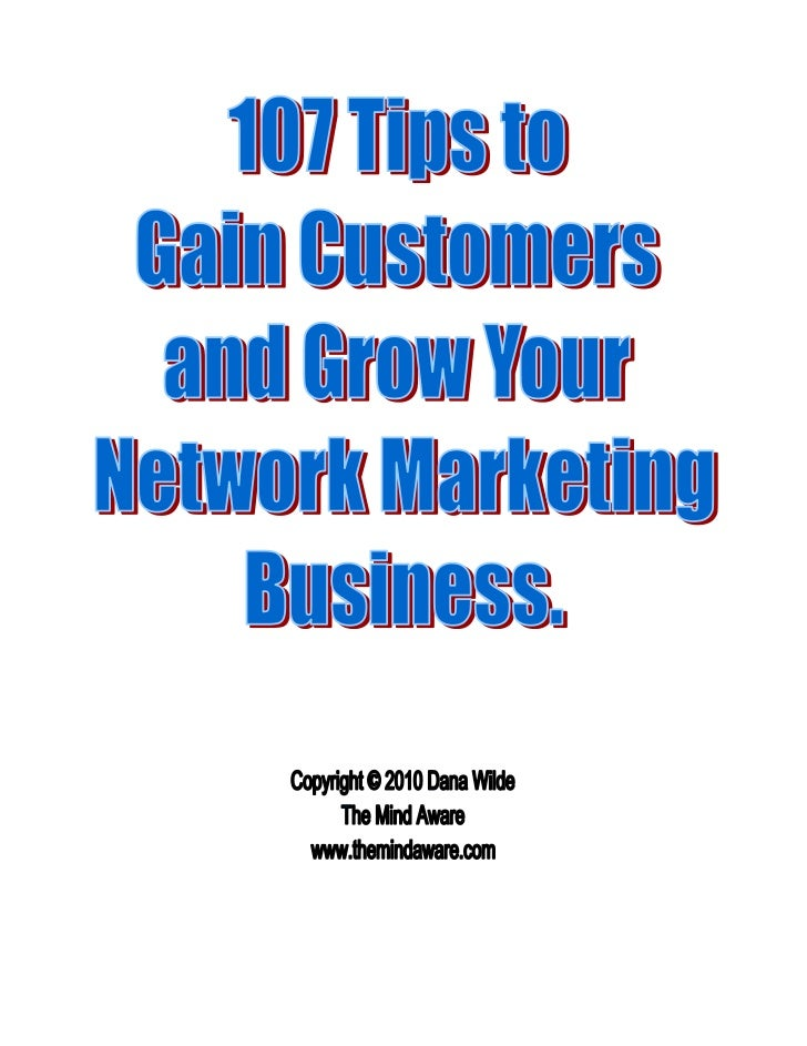107 tips to_gain_customers_and_grow_your_business