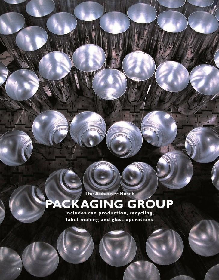 anheuser-busch 2006AR_PackagingOperations