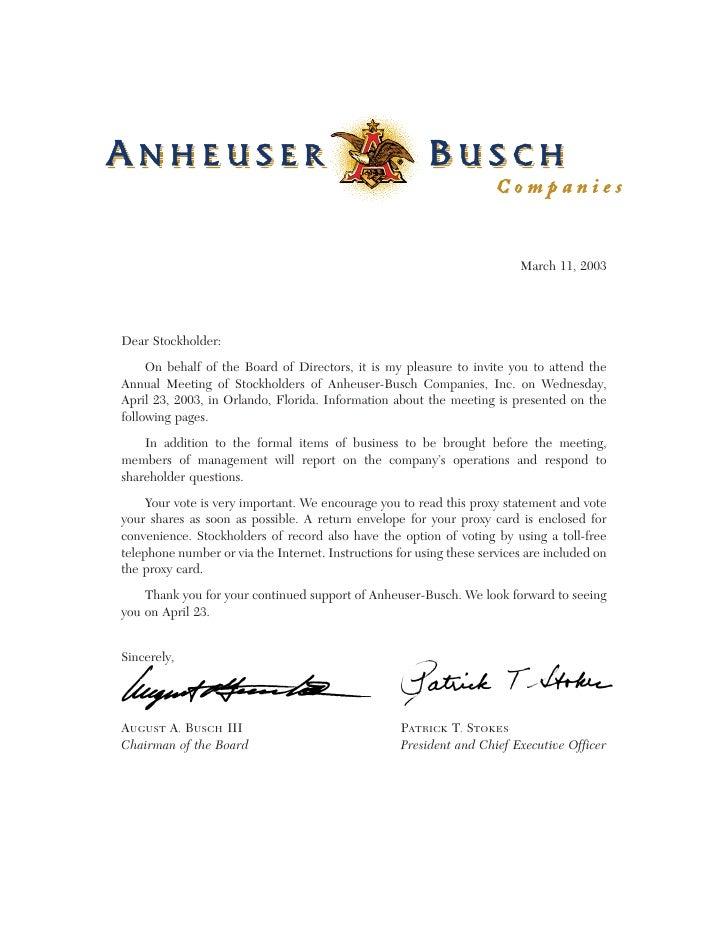 anheuser-busch ABProxy2003