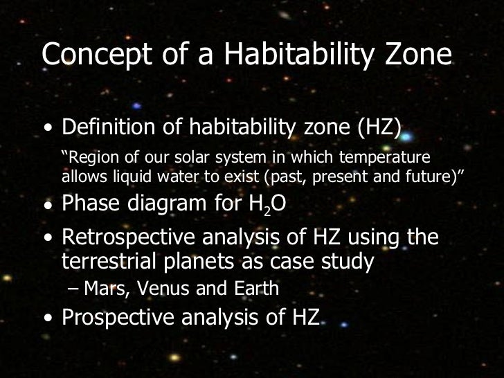 Habiatal zone in our solar system - Definition surface habitable fiscale ...