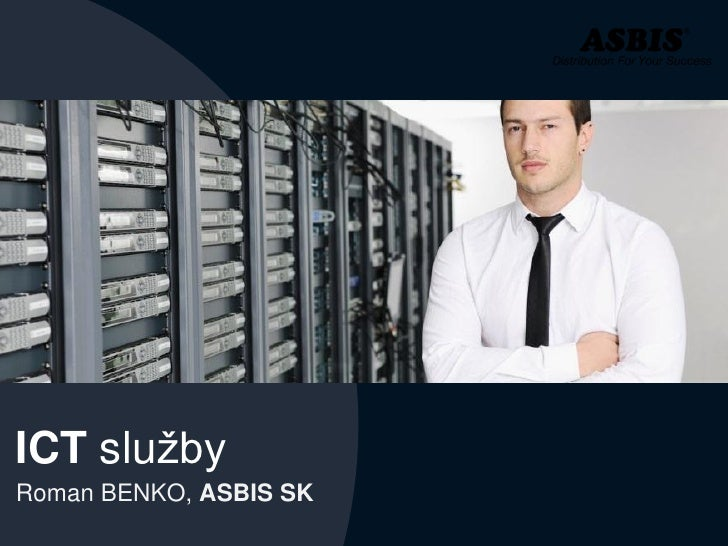 ICT služby ASBIS-u