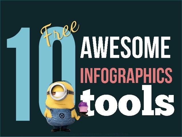 10 Awesome Infographics Tools by Esmeralda Diaz-Aroca