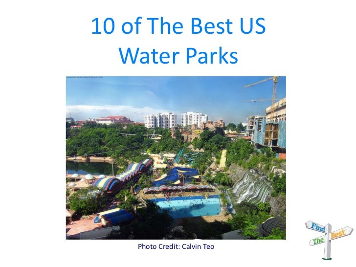10 of the Best US Waterparks