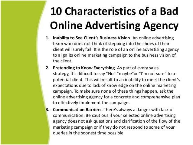 essay advertising good or bad
